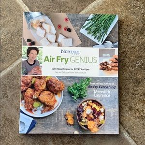 Air fryer cookbook brand new